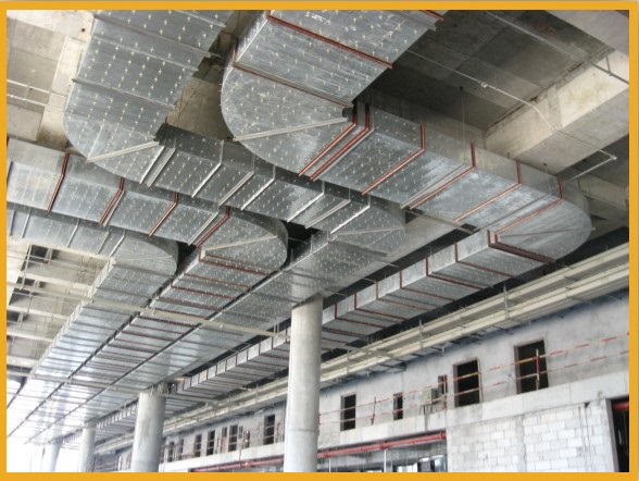 Air Conditioning Ducts Support Details : Ductwork services kbe aircon ducting singapore