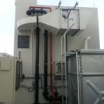 mechanical ventillation duct
