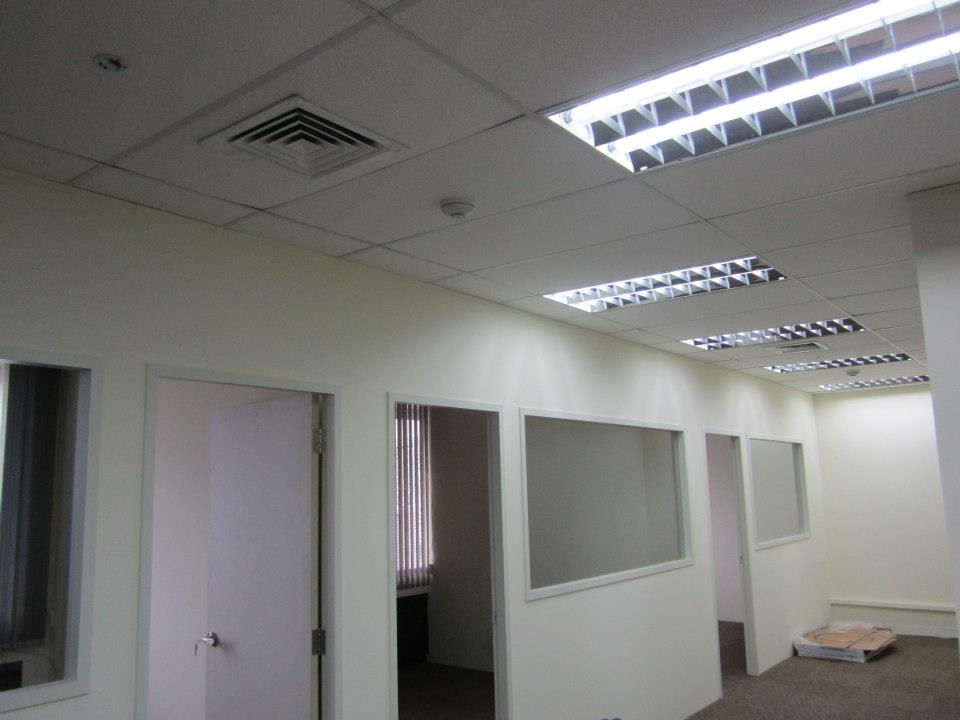 Air Conditioning System Installation For Office At Shenton