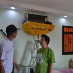 customer consultation - kbe aircon services singapore
