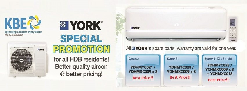 Quality aircon- special promotion